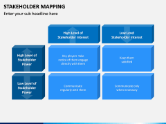 Stakeholder Mapping PPT Slide 11