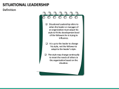 Situational Leadership PPT Slide 21