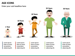 Age Icons PPT Slide 8