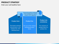 Product Strategy PPT slide 13