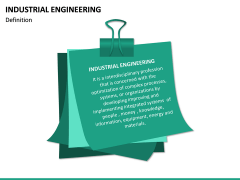 Industrial Engineering PPT Slide 15