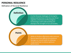 Personal Resilience PPT Slide 22