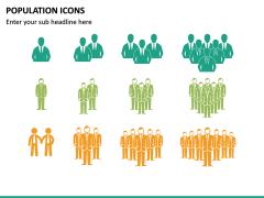 Population Icons PPT Slide 9