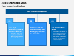 Job Characteristics PPT Slide 6