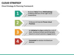 Cloud Strategy PPT Slide 24