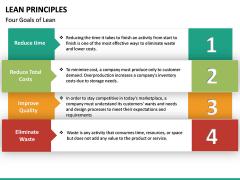 Lean Principles PPT slide 27
