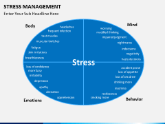 Stress management PPT slide 4