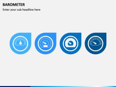 Barometer Icons PPT Slide 8