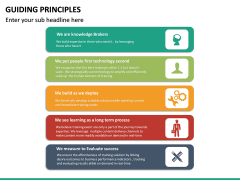 Guiding Principles PPT Slide 20