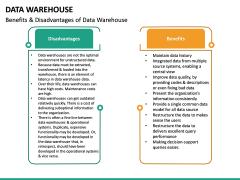 Data Warehouse PPT Slide 39
