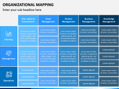Organizational Mapping PPT Slide 9