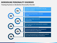 Borderline Personality Disorder (BPD) PPT Slide 7