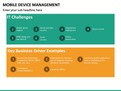 Mobile Device Management (MDM) PPT Slide 33
