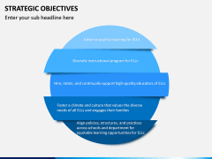Strategic Objectives PPT Slide 3