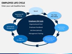 Employee Life Cycle PPT Slide 5