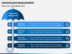 Stakeholder Management PPT Slide 3