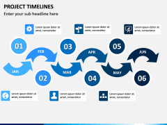 Project Timeline PPT Slide 7
