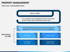 Property Management PPT Slide 2
