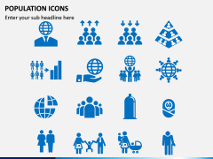 Population Icons PPT Slide 2