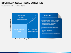 Business Process Transformation PPT Slide 2