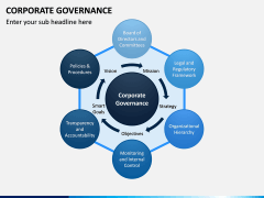 Corporate Governance PPT Slide 1