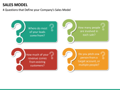 Sales Model PPT Slide 14