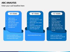 ABC Analysis PPT Slide 5