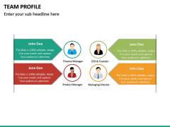 Team Profile PPT Slide 26
