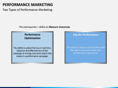 Performance Marketing PPT slide 9