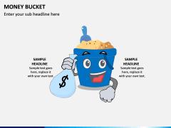 Money Bucket PPT Slide 7