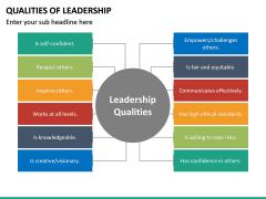 Qualities of Leadership PPT Slide 17