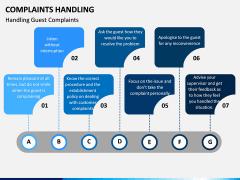 Complaints Handling PPT Slide 6