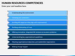 HR Competencies PPT Slide 7