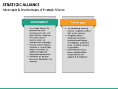 Strategic Alliance PPT Slide 33