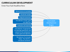 Curriculum development PPT slide 16
