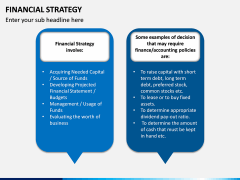 Financial Strategy PPT Slide 7