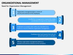 Organizational Management PPT Slide 8