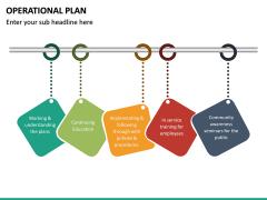 Operational Plan PPT Slide 27