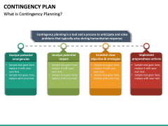Contingency Plan PPT Slide 16