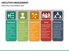 Executive Engagement PPT Slide 17