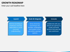 Growth Roadmap PPT Slide 12