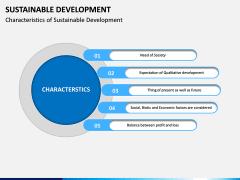 Sustainable Development PPT Slide 11