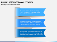 HR Competencies PPT Slide 11