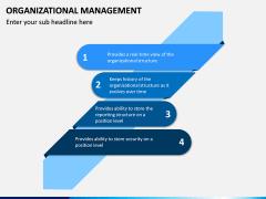 Organizational Management PPT Slide 9