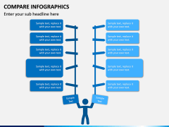 Compare Infographics PPT slide 1