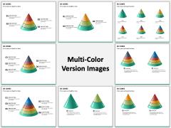 3D cones PPT slide MC Combined
