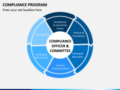 Compliance Program PPT Slide 10