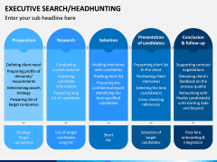 Executive Search (Headhunting) PPT Slide 8