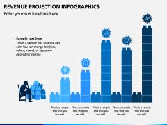 Revenue Projection Infographics PPT Slide 9