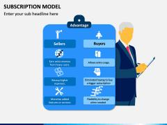 Subscription Model PPT Slide 12